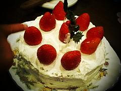 101224自家製クリスマスケーキ