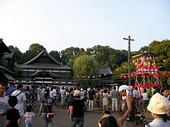 080802下町夕涼み@江戸東京たてもの園