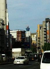 100714神保町より見た東京スカイツリー