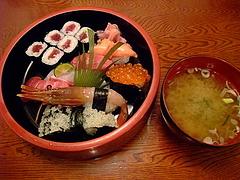 080829上握り寿司