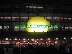 081128C.C.Lemonホール