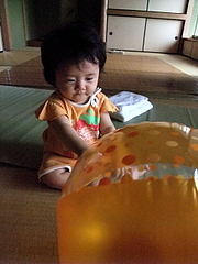 090814はるかちゃん