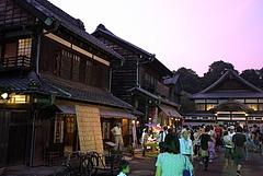 100801江戸東京たてもの園下町夕涼み