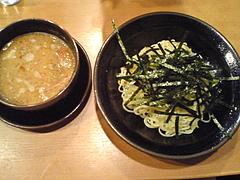 100412つけ麺@麺屋じんべい