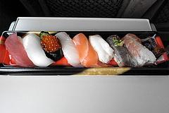 100327魚河岸寿司特選にぎり