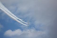 101103ブルーインパルス@入間航空祭2010