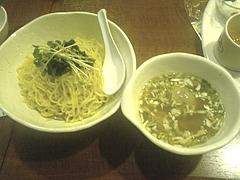 100808つけ麺@小吃坊