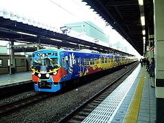 091210銀河鉄道999電車@練馬駅