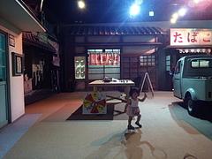 100701はるかちゃん@ふるさと文化館