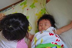 090626はるかちゃん&あやかちゃん