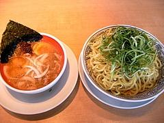 090913肉そばつけ麺
