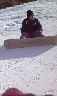 スキー1改