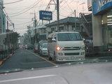 青梅街道へ