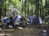 キャンプサイト1