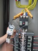 マンション共用電気の電力量調査