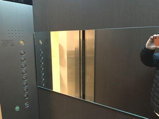 エレベーター内装リフォーム