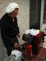コーヒーまで(スタバか!)