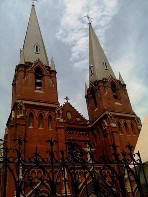教会アップ
