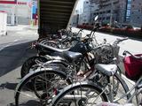 自転車置き場有料化・その後
