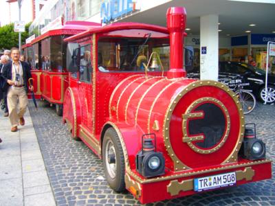 観光自動車