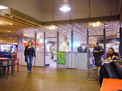 ハイデルベルク大学メンザ