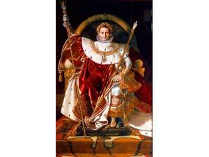 戴冠のナポレオン