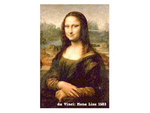 DaVinci(1506) La Gioconda