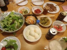 aok亭夕食
