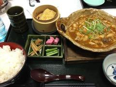 恵那鶏の味噌鍋