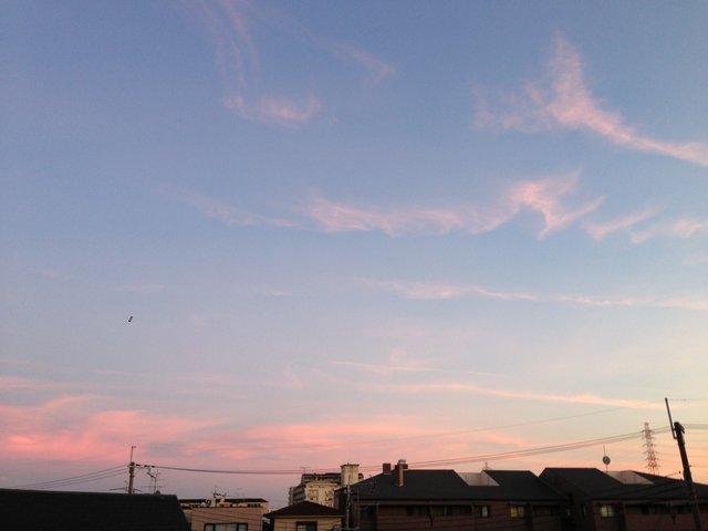 すみよのひとりごと、、、 : 久し振りに出会った「撮りたい空 ...
