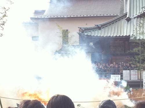 IMG_0326火渡り 煙
