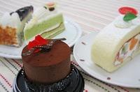 ケーキ屋さん!