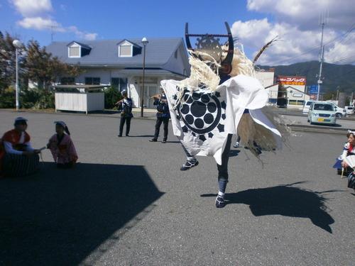 9210043東禅寺しし踊り