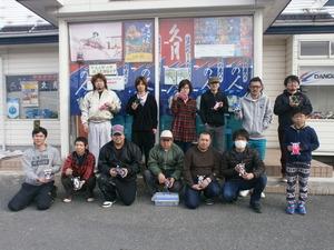 ミニ四駆大会(2/22/2015)