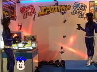 東京おもちゃショー 2009 かっこいいお姉さん