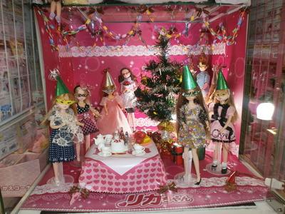 リカクリスマスパーティ