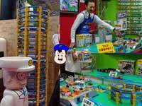 東京おもちゃショー 2009 プラレール