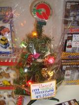 クリスマスツリーチョロQ