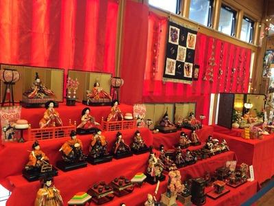 旅の蔵遠野 昭和30年代の木目込み人形