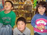 06/11/5:りくくん・るいくん・あみちゃん