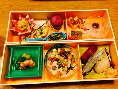 【鮨木むら】ひな寿司御膳