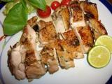 鶏モモ肉の洋風照り焼きの完成