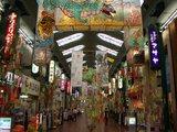 岡山 栄町商店街の七夕風景