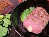 鴨ロース(合鴨ロース煮)の完成