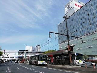 岡山市のBRT化の兆し