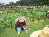 早乙女ジュニア、お田植え祭のスター誕生 2008.7.6