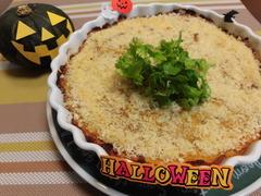 かぼちゃ焼きコロッケの完成