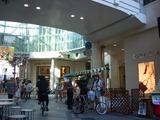高松中央商店街、三町(丸亀)ドーム 2008.8.13