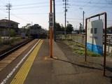 単線が良く似合う JR吉備線の汽車(2両編成)