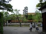 新渓園より 有隣荘(ゆうりんそう)へと 2008.5.1